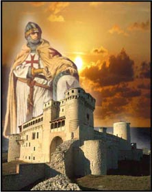 Se creó para defender a los cristianos y a los lugares santos de los ataques musulmanes.
