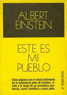 Albert Einstein - Este es mi pueblo