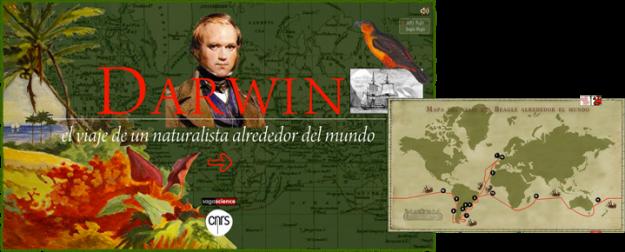 Charles Darwin - Diario de un naturalista alrededor del mundo