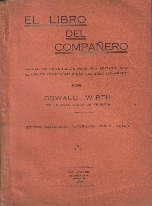 Oswald Wirth - Libro del Compañero